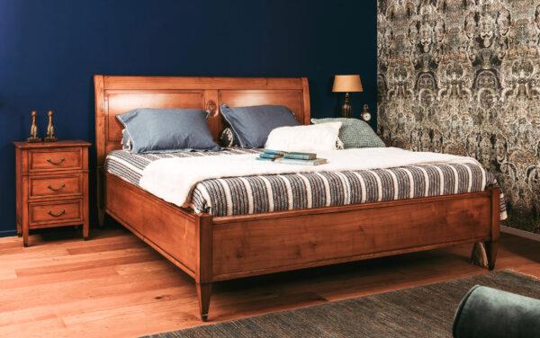 Bed Directoire