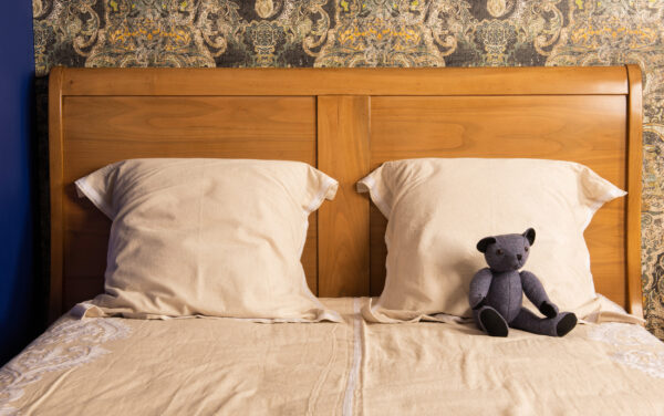 Bed Louis Philippe